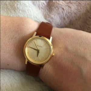 Nixon woman's watch